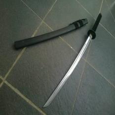 Pedang Samurai Black 100 cm- Pedang Katana 1 meter- Pedang di Depok
