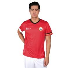 Harga Persija Home Replica S S Jersey 2017 Jersey Sepak Bola Pria Fiery Red White League Jawa Barat