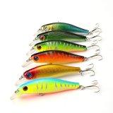 Jual Pesca 8 5 Cm 8 5G 6 Pcs Lot Fishing Lures Fishing Umpan Ikan Bass Memancing Memancing Isca Buatan Wobbler Satu Set