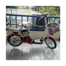 Beli Platinum Sepeda Listrik Type Mars Platinum Kredit Indonesia