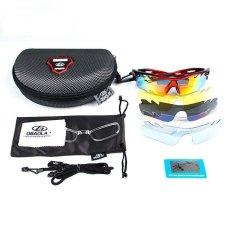 Review Polarized Bersepeda Sunglass Goggles Pria Radar Ev Pitch Mtb Kacamata Bicycle Eyewear Uv400 Kacamata Sepeda Intl Di Tiongkok