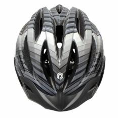 Beli Polygon Helm Volt Size M Hitam Abu Abu Yang Bagus