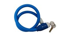 Ulasan Tentang Polygon Kunci Sepeda Kabel Biru