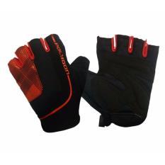 Polygon Sarung Tangan XC Omega NEW, Size XL - Merah