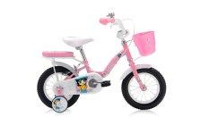Polygon Sepeda Anak Alice 12 - Light Pink - Gratis Ongkir & Perakitan.