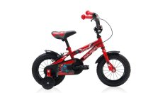Polygon Sepeda Anak Crosser 12 - Merah - Gratis Ongkir & Perakitan.