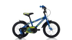 Polygon Sepeda Anak Crosser 16 - Biru - Gratis Ongkir & Perakitan.