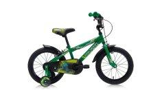 Polygon Sepeda Anak Crosser 16 - Hijau - Gratis Ongkir & Perakitan