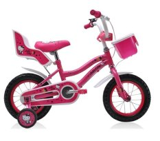 Polygon Sepeda Anak Hello Kitty 12 - Pink - Gratis Ongkir & Perakitan.