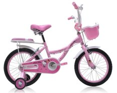 Polygon Sepeda Anak Hello Kitty 16 - Pink - Gratis Ongkir & Perakitan.