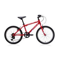 Polygon Sepeda Anak Monarch 20 - Merah - Gratis Ongkir & Perakitan