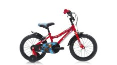 Polygon Sepeda Anak Rascal 16 - Merah - Gratis Ongkir & Perakitan