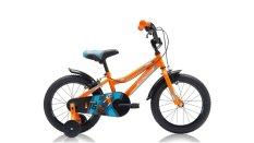 Polygon Sepeda Anak Rascal 16 - Orange - Gratis Ongkir & Perakitan.
