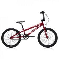 Polygon Sepeda Bmx Blizzard 20 Merah Gratis Ongkir Perakitan Asli