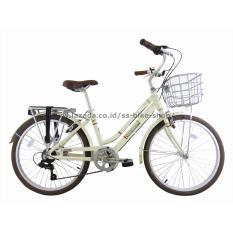 Polygon Sepeda Keranjang 24