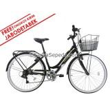 Tips Beli Polygon Sepeda Keranjang 26 Sierra Lite 2018 Gratis Ongkir Perakitan Khusus Jabodetabek Yang Bagus