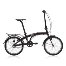 Polygon Sepeda Lipat Urbano I3 - Hitam - Gratis Ongkir & Perakitan.