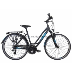 Polygon Sepeda Touring Sierra Deluxe Sport Lady 2018 (700C)