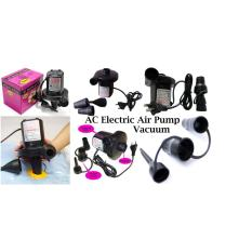 Pompa Angin Listrik Tiup Dan Sedot AC Electric Air Pump Vacuum
