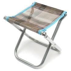 Portable Fishing Kursi Kursi Backpack Folding Kursi Stool Outdoor Camping Piknik-Intl