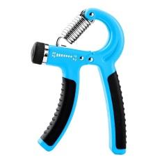Portable Hand Grip Strengthener Adjustable Kekuatan Jari Pelatihan Trainer Latihan Non-slip Therapy Hand Gripper Alat untuk Manula Dewasa Remaja 22.05-88.18lb Biru dan Hitam-Intl