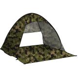 Harga Portable Outdoor 2 3 Orang Cepat Otomatis Pop Beach Tenda Berkemah Kamuflase Intl Original