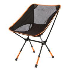 Lipat Luar Ruang Portabel Bangku Duduk Memancing Camping Kursi Taman untuk Di Pantai Tas Laptop-