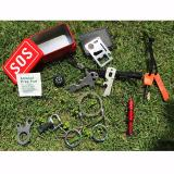 Situs Review Portable Sos Tool Kit Earthquake Emergency Onboard Outdoor Survival