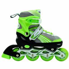 Spesifikasi Power One Sepatu Roda Inline Skate Uk M Sepaturoda Inlineskate Roda Full Karet M Yang Bagus Dan Murah