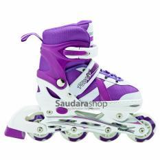 Harga Power Speed Sepaturoda Inline Purple Sepatu Roda Inline Skate Unggu Power Baru