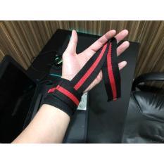 Power Straps Strap Gym Fitness Gloves Aksesoris Tali Grip