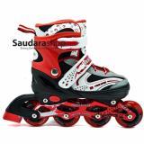 Beli Power Superb Sepatu Roda Inline Merah Power Superb