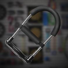 Power Twister Exerciser Fleksibel Regang Musim Semi Bendy Bar Pergelangan Tangan Pegangan Tongkat Mesin Latihan Lengan Pergelangan Tangan Latihan Warna: hitam-Internasional