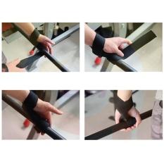 Harga Daya Angkat Berat Latihan Gym Genggaman Tali Pergelangan Tangan Penopang Protector Lift Intl Lengkap