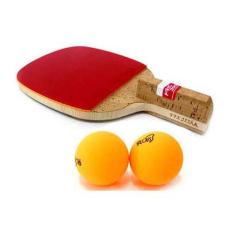 Beli Raket Tenis Meja Premium Butterfly And Set Bola Ping Pong Cicil