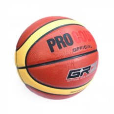 Beli Pro Court Composite Leather Bola Basket Grz Online Murah