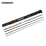 Spesifikasi Proberos 2 7M 4 Section Carbon Fly Fishing Rod 3 4 Yellow And Black Intl Dan Harganya