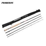 Harga Proberos 2 7 M 4 Bagian Karbon Fly Fishing Rod 5 6 Kuning Dan Hitam Intl