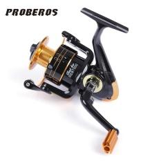 Ulasan Lengkap Tentang Proberos 5 2 1 12 Ball Bearings Metal Spool Spinning Fishing Reel Reb 7000 Intl