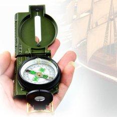 Spesifikasi Kompas Profesional Tentara Militer Geologi Kompas Untuk Outdoor Hiking Camping Survival Mini Kapal Boussole Handheld Compas Intl Paling Bagus