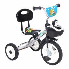 Ulasan Mengenai Promo Pmb Sepeda Anak Sepeda Roda Tiga Tricycle Pmb Nikel Termurah Terbaru