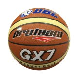 Harga Proteam Bola Basket Gx 7 Dbl Cokelat New