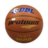 Proteam Bola Basket Pro1000 Dbl Size 6 Cokelat Diskon Indonesia