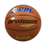 Toko Proteam Bola Basket Pro1000 Dbl Size 7 Cokelat Proteam