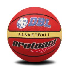 Review Proteam Bola Basket Rubber Sa 7 Red Proteam