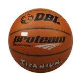 Spesifikasi Proteam Bola Basket Titanium Dbl Size 7 6 Cokelat Dan Harganya