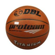 Review Proteam Bola Basket Titanium Dbl Size 7 6 Cokelat