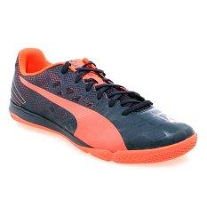 Situs Review Puma 103238 01 Evospeed Sala 3 4 Sepatu Futsal Pria Total Eclipse Lavablast