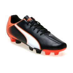 Puma 103418 09 Adreno FG Sepatu Bola - Hitam-Putih-Lava