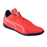Toko Jual Puma 365 Ct Men S Futsal Shoes Fiery Coral Puma White Toreador